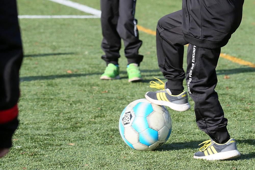 Engagement für den Zwickauer Fußball-Nachwuchs