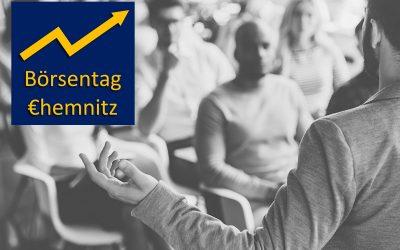 Börsentag Chemnitz