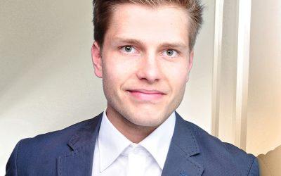 Maximilian Jentzsch verstärkt Backoffice-Team in Zwickau