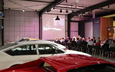 DRH holt Automobilgeschichte nach Zwickau