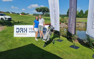DRH als Partner der 8. Dresdner Golfball Challenge